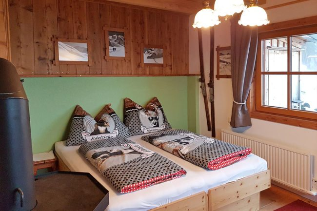 Almhütte in der Steiermark - Selbstversogerhütte am Hauser Kaibling