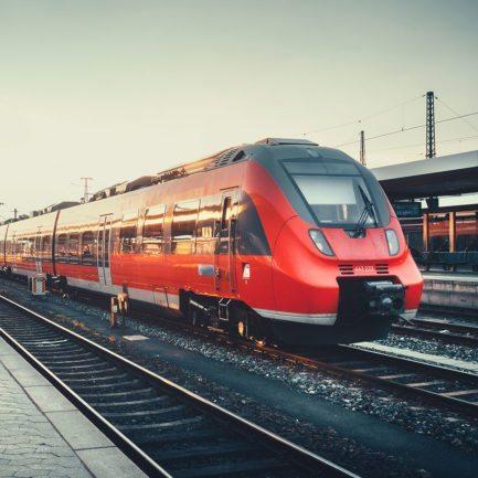 Anreise per Bahn - Appartementhaus Conny in Haus im Ennstal
