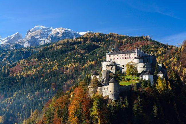 Ausflugsziel - Festung Hohenwerfen, Salzburger Land