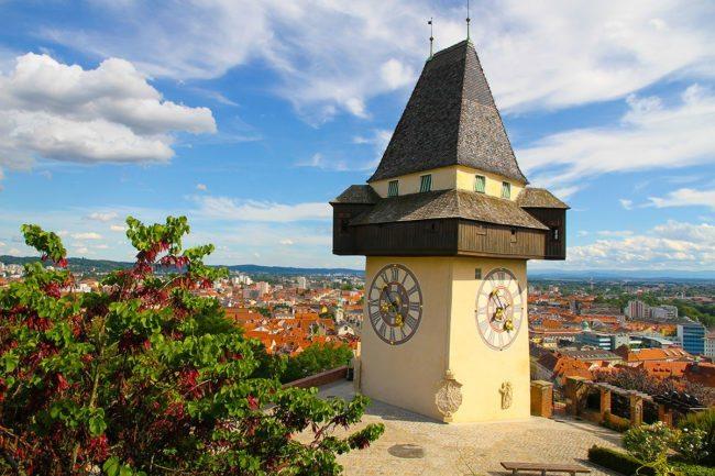 Ausflugsziel - Stadt Graz