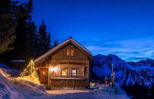 Selbstversorgerhütte Berghoamat, Hauser Kaibling