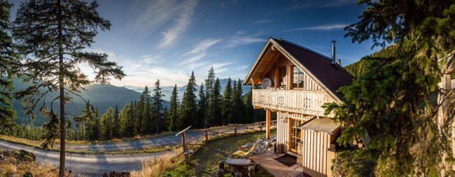 Selbstversorgerhütte am Hauser Kaibling, Hütte in der Steiermark