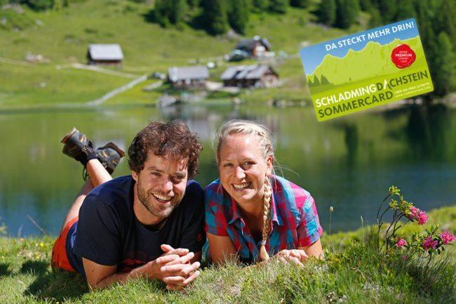 Sommerulaub in der Region Schladming-Dachstein