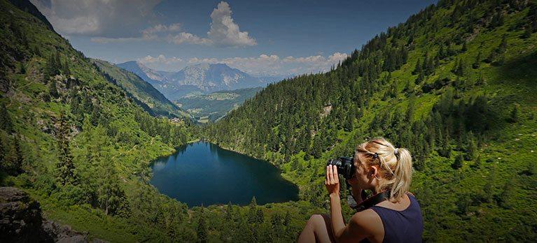 Sommerurlaub & Wanderurlaub in der Region Schladming-Dachstein, Steiermark