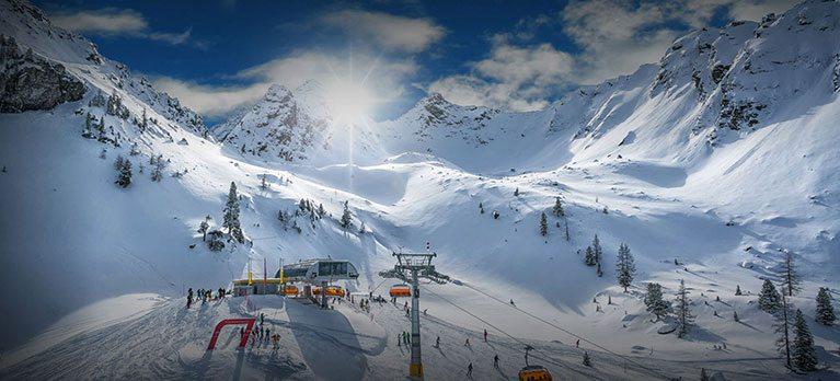 Winter- & Skiurlaub am Hauser Kaibling, Steiermark